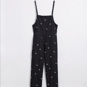 Frank and Oak Mickey Mouse Overalls/Jumpsuit